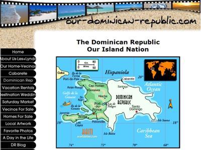 Our Dominican Republic Beach Resort Home