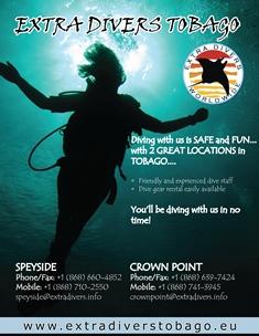 Scuba Diving Tobago