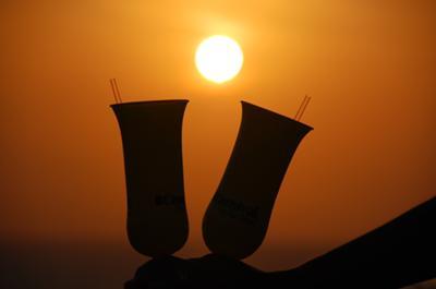 Happy (sunset( hour!