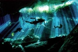Cave Diving Pictures