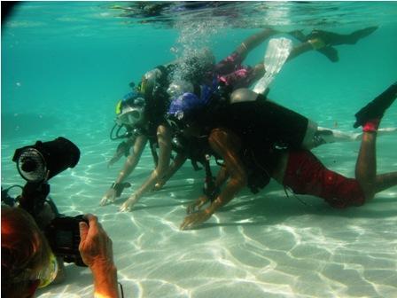Tobago Underwater Carnival