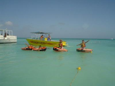 Aruba Scuba Diving Vacation