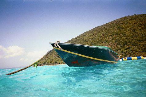 Scuba Diving in British Virgin Islands